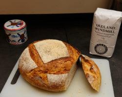 oldland mill sourdough loaf