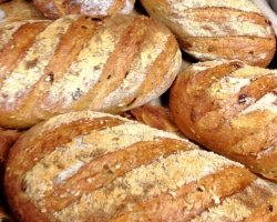 olive and sundried tomato sourdough