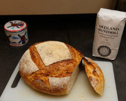 oldland mill sourdough loaf