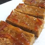 Marmalade and Pistachio Flapjacks