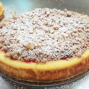 cranberry redcurrant cheesecake2